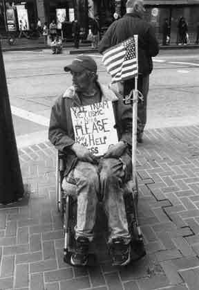 homeless towns pitiful america food feed country government care americans