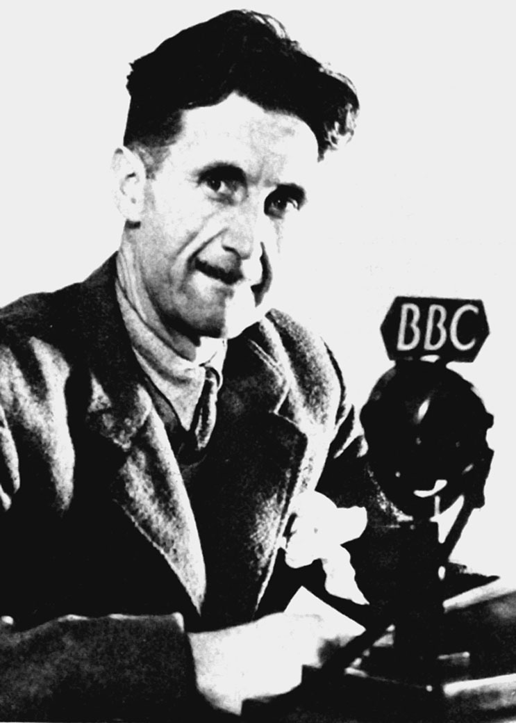 the dangers of a totalitarian society in george orwells novel nineteen eighty four George orwell's 1984: dangers of totalitarian in his novel, nineteen eighty-four, george orwell uses forming a totalitarian society orwell introduces two.