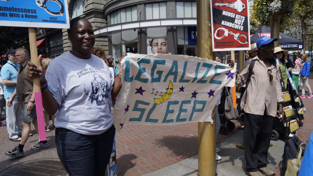Right to Rest Protest against Business Improvement Districts on July 31,2015 @2015 Janny Castillo/ www.boonachepresents.com/