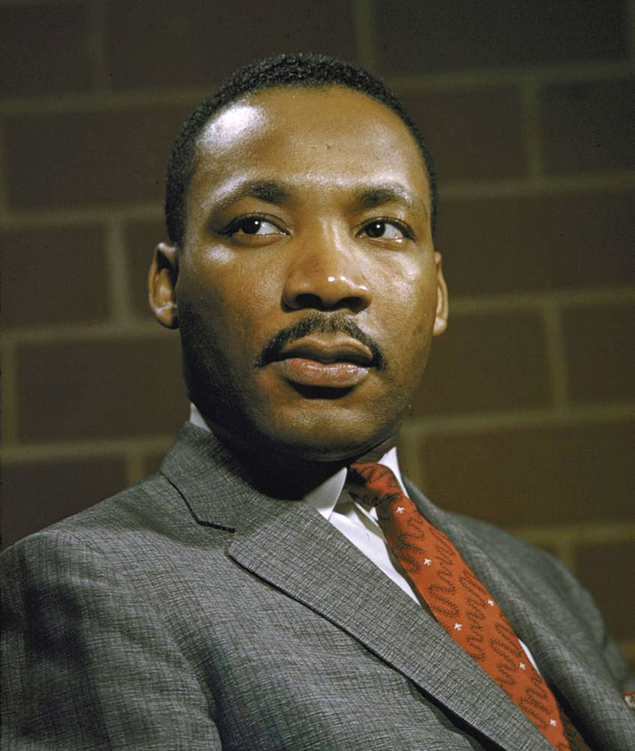 Blues for Martin Luther King Jr. - Blues and Music News