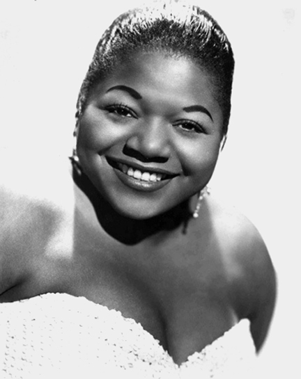 "Big Maybelle, one of the finest blues singers of the 1950s and '60s, sang the moving tribute, ""Heaven Will Welcome You, Dr. King."""